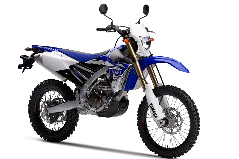 As Es La Yamaha Wr 450 F 2016 Motorcycle Review And