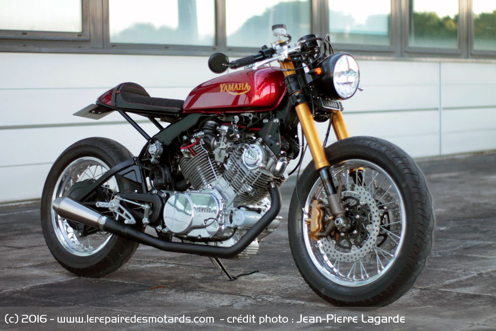 Cafe Racer Cc Occasion