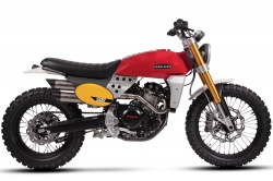 Fantic Caballero 500 version Scrambler