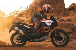 Trail KTM 1290 Super Adventure R
