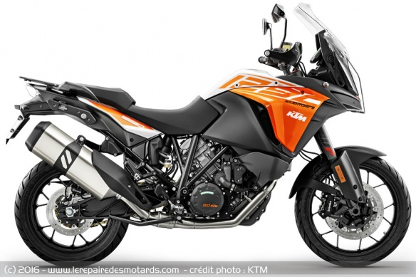 Trail KTM 1290 Super Adventure S