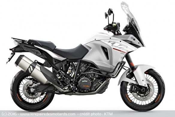Trail KTM 1290 Super Adventure T