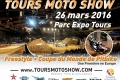 Freestyle Pitbike Tours Moto Show
