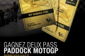 Gagnez pass paddock MotoGP Rev It