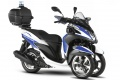 Des Yamaha Tricity police