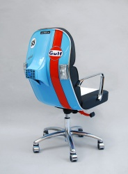 Chaise scooter Bel & Bel BV-14 déco Gulf