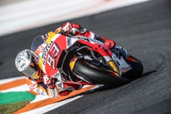 MotoGP : Marquez Champion du Monde - crédit photo : David Reygondeau