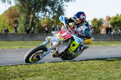 Supermoto des nations : la France qualifiée