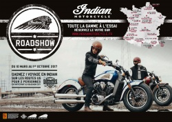 Essais Indian Roadshow