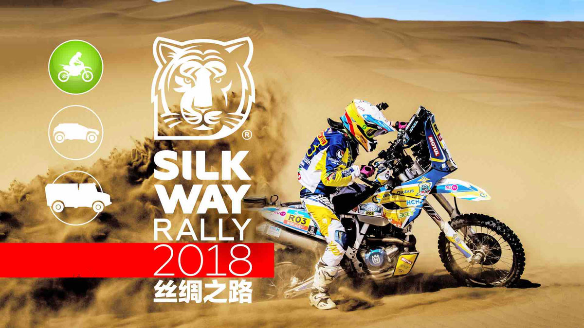 des motos au silk way rally d s 2018. Black Bedroom Furniture Sets. Home Design Ideas