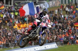 MX des Nations : la France mène les qualifs