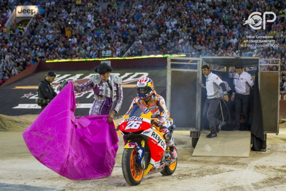 Red Bull X-Fighters : Dani Pedrosa