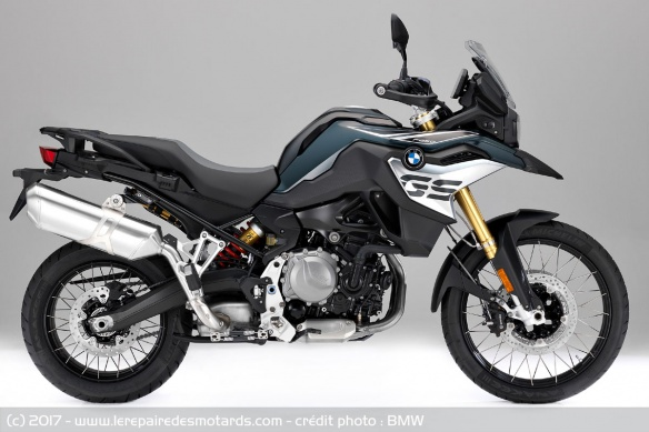 BMW F 850 GS Exclusive