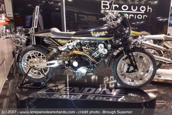 Brough Superior Sand Racer