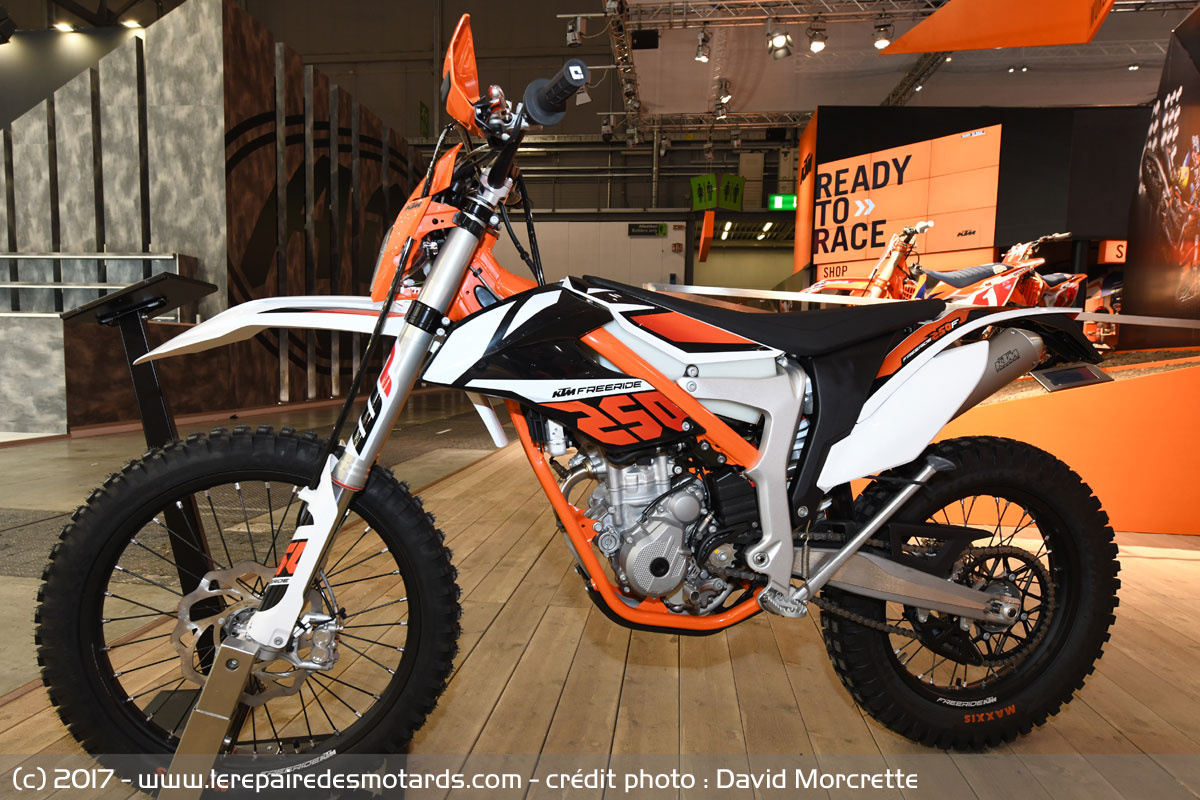 ktm freeride 250 f. Black Bedroom Furniture Sets. Home Design Ideas