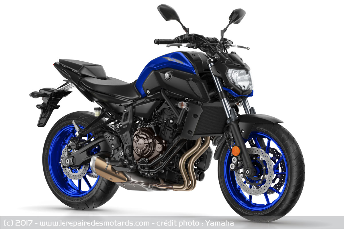 yamaha mt 07. Black Bedroom Furniture Sets. Home Design Ideas