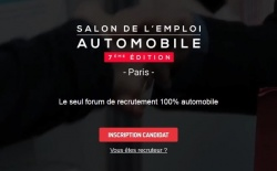 2400 postes au Salon de l'Emploi Automobile