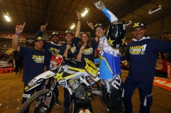 SuperEnduro : Haaker Champion du Monde - crédit photo : Future7Media