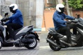 Comparo scooters Yamaha Tricity Nmax