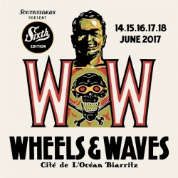 Une plage Motul pour le Wheels and Waves