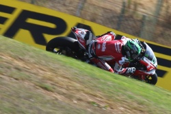 WSBK : pole et record de Laverty à Portimao
