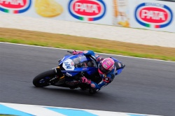 WSS : Mahias aux commandes à Phillip Island - crédit photo : WorldSBK.com