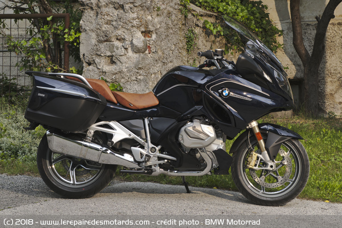 Routiere Bmw R 1250 Rt