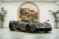 Dainese habille Pagani Huayra Roadster