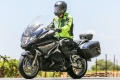 Une BMW R1200RT route