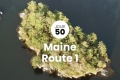 Maine route 1   J50