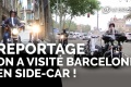 Barcelone side car