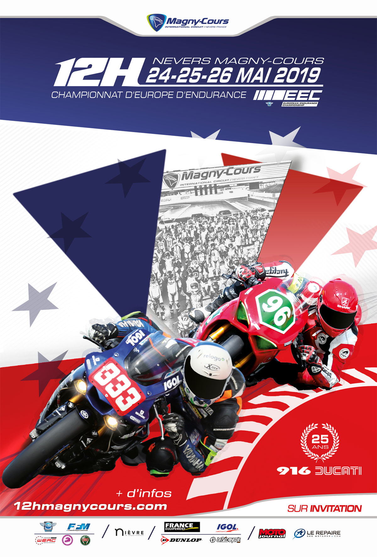 Calendrier Magny Cours 2020.5e Edition Des 12h Nevers Magny Cours