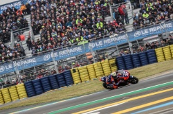 2.863.113 spectateurs pour le MotoGP en 2019 - Crédit photo : Good-Shoot
