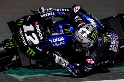 MotoGP : Vinales domine le test du Qatar - Crédit photo : Yamaha