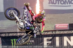 Supercross : Barcia King of Paris