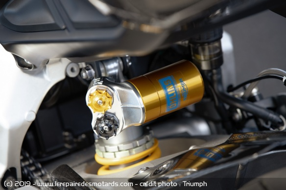 Suspensions Öhlins
