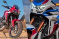 Comparo Honda CRF1100L Africa Twin Adventure Sports