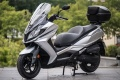 Un antipatinage Kymco DownTown Exclusive