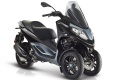 Fiche technique Piaggio MP3 300 HPE