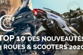 Top 10 scooters maxi scooters