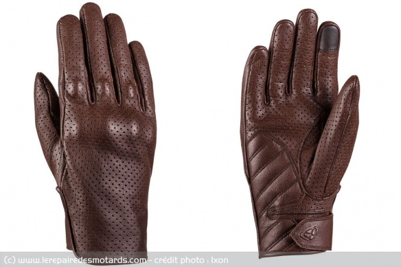 Gants cuir Ixon RS Cruise Air 2
