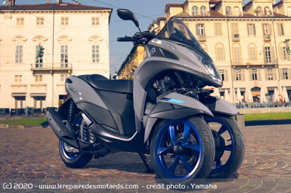 Scooter 3-roues Yamaha Tricity 125