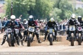 Indian pousse Flat Track Europe