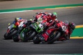 WSBK   Redding impose course Superpole