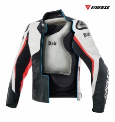 Tout sur les airbags moto : Dainese Milano 1000