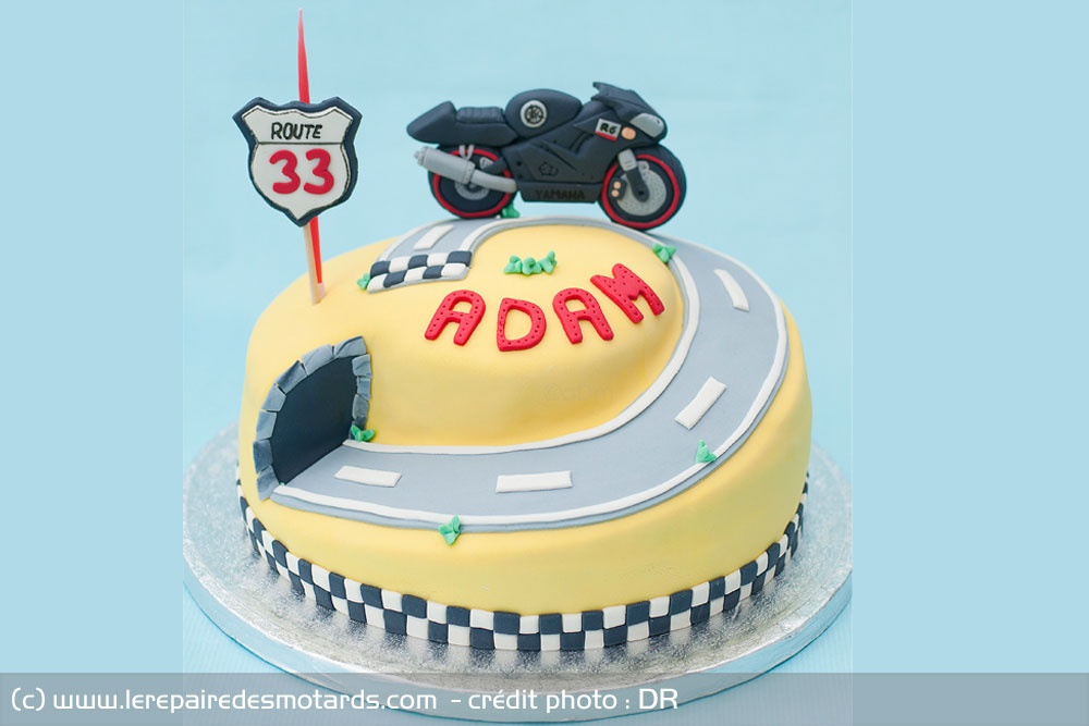 Cake Design Images Hd : Cake design et motos