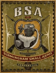BSA (Birmingham Small Arms)