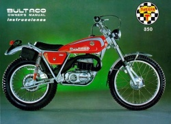 Bultaco Sherpa T 350 (photo : DR)