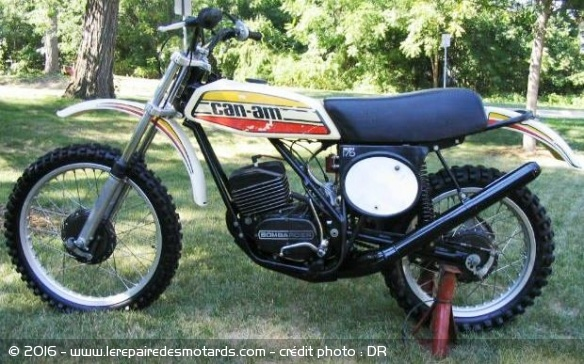 Can Am 175 Enduro