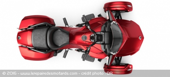 Can Am Spyder F3-T
